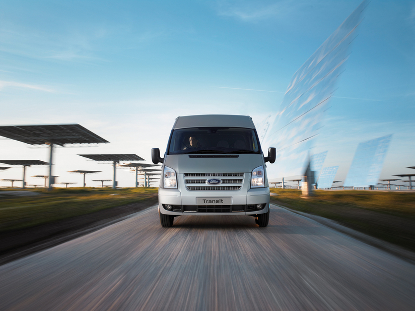 Ford Transit 350 >> Ford Transit Combi FT 350 3.2 TDCi Long Trend DPF :: 1 photo and 7 specs :: autoviva.com