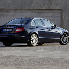 Mercedes-Benz C 250 CDI BlueEfficiency Classic