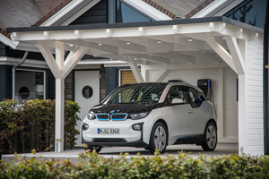 The i3 has been sold to its first paying customers
