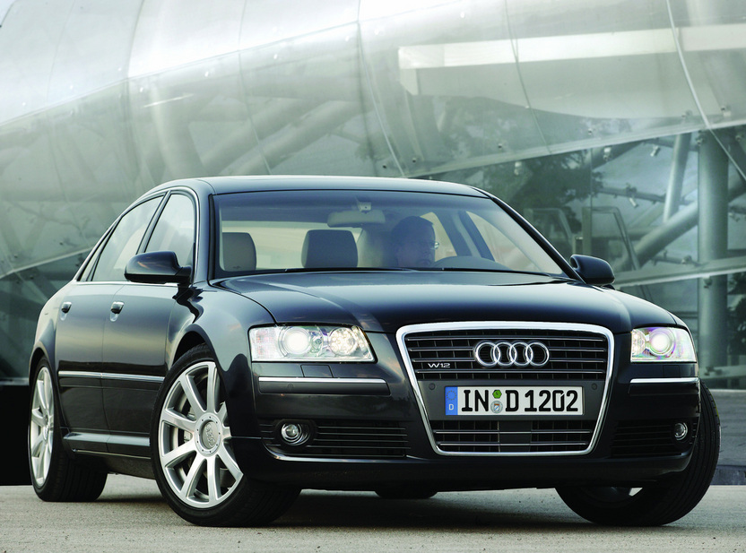 Audi A8 6 0 W12 Quattro L 3 Photos And 65 Specs