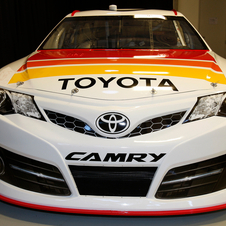 While it might seem small, giving the car a unique nose is a big deal for NASCAR