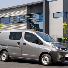 Nissan NV200 Combi 1.5 dCi 89 Basic