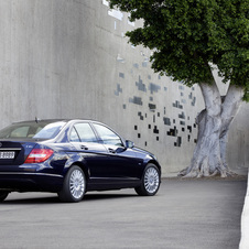 Mercedes-Benz C 200 CDI BlueEfficiency Elegance