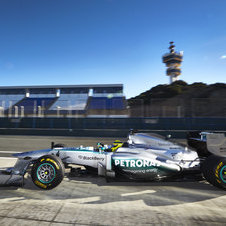Mercedes would like to get extra engine testing time