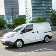 Nissan e-NV200 Van Flex Basic Pack Plus+Grelha