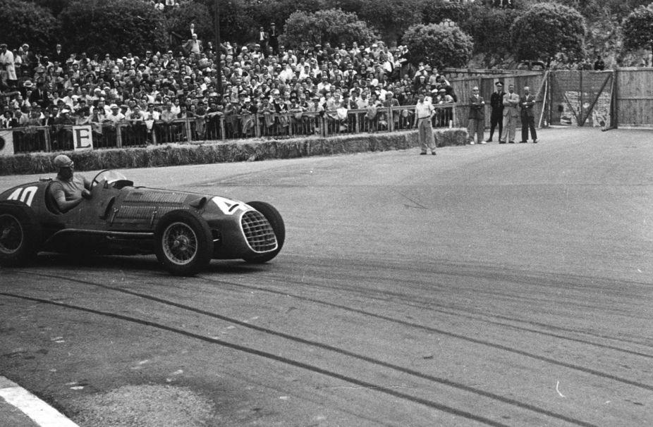 Фотогалерея Ferrari 125 F1: …