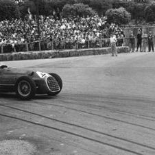 Ferrari made its Formula 1 debut at Monaco in 1950