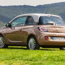 It is the tenth LPG model in Opel's offerings