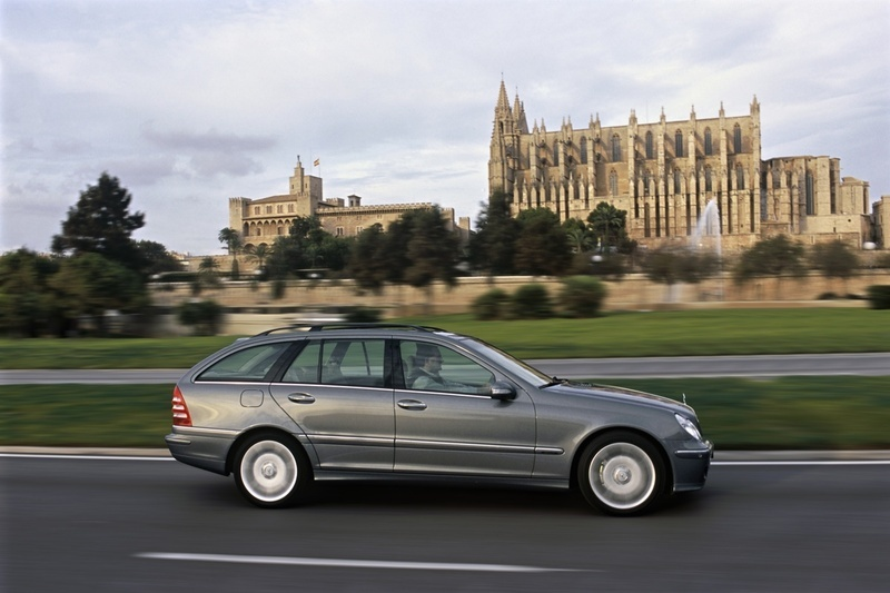 Mercedes-Benz C 320 4Matic Estate