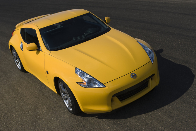 Nissan 370Z 3.7 331cv Pack AS PO