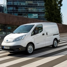 Nissan e-NV200 Van Flex Basic Pack Plus+C6kW+Grelha