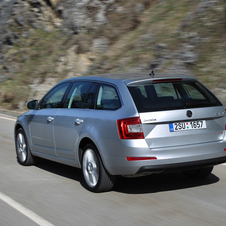 Skoda Octavia Break 4x4 1.6 TDI Ambition
