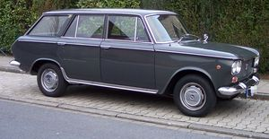 Fiat 1500 Station Wagon