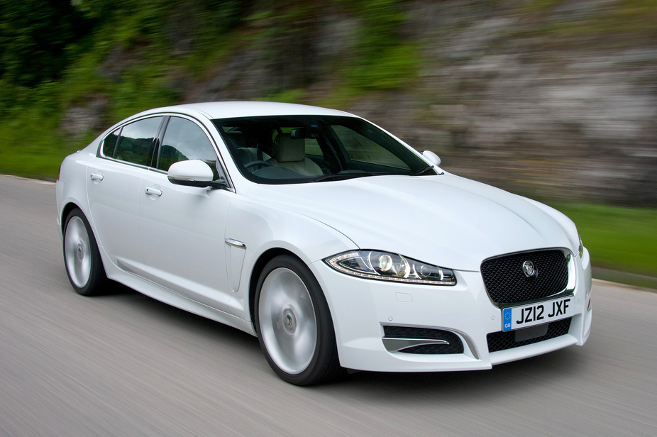Jaguar Land Rover Sets 1 Million Annual Sales As Long Term Goal