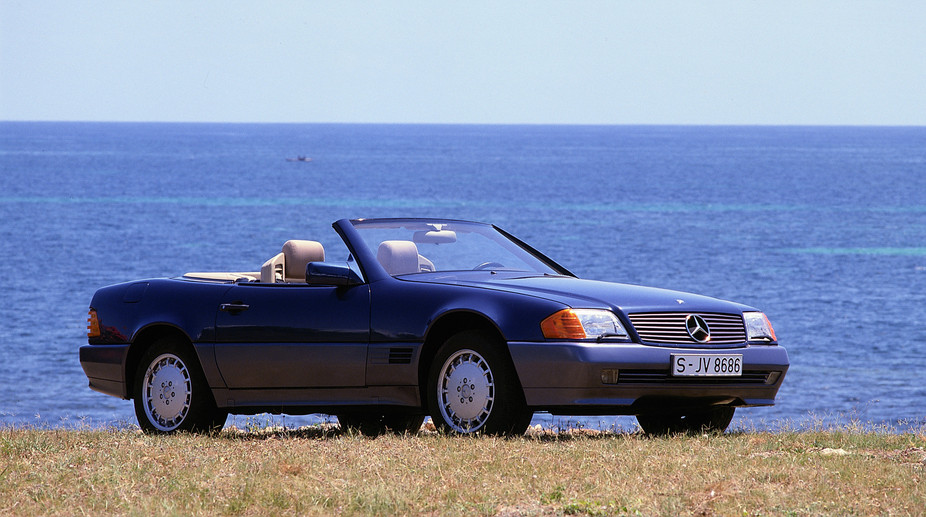 Mercedes-Benz 300 SL-24 AT