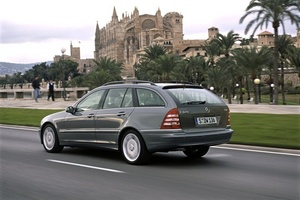 Mercedes-Benz C 320 CDI Estate