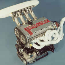 Opel built Formula 3 racing engines that were very successful