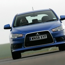 Mitsubishi Lancer 2.0 DID Intense Sport