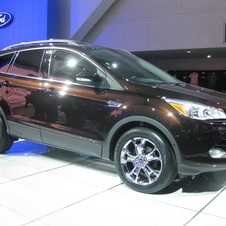 Ford Escape 2.5-liter I-4