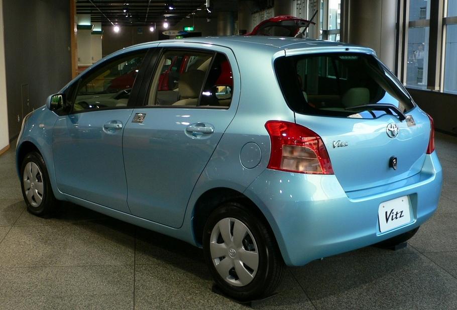 Toyota Vitz 1 5 RS :: 2 photos and 43 specs :: autoviva com