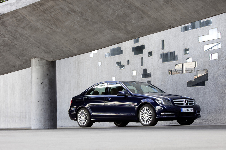 Mercedes-Benz C 200 CDI BlueEfficiency Classic