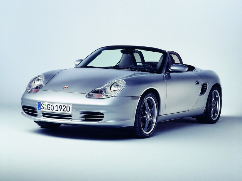 Porsche Boxster S Tiptronic 50 Years of the 550 Spyder