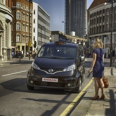 The NV200 London Taxi will go on sale soon