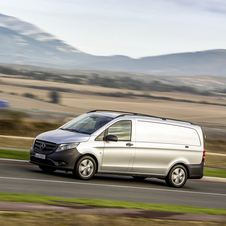 Mercedes-Benz Vito Tourer 6L Base Standard 116CDI/32