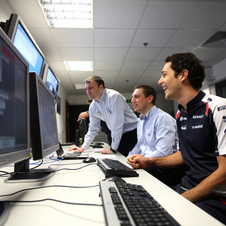 Bruno Senna Joins Williams for 2012 Season