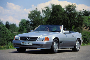 Mercedes-Benz 600 SL
