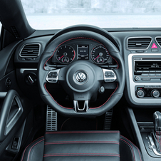 Volkswagen Scirocco Million 2.0I TDI