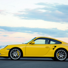 Porsche 911 Turbo PDK Sport Chrono