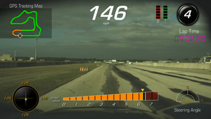The system uses high-def video with telemetry and video