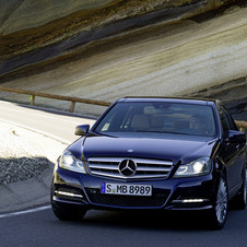 Mercedes-Benz C 180 CDI BlueEfficiency Classic 7G-Tronic Plus