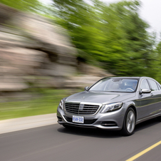 Mercedes-Benz S 350d 4MATIC LWB