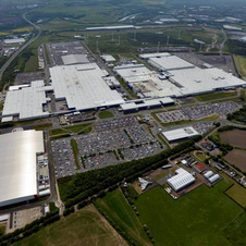 The Nissan Sunderland factory is the largest auto factory in the UK