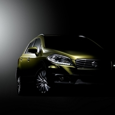 C'est la version de production du concept S-Cross