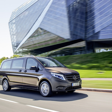 Mercedes-Benz Vito Tourer 9L Pro Long 109CDI/34
