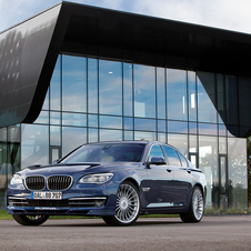The Alpina B7 is the current choice if a buyer wants a sporty 7 Series