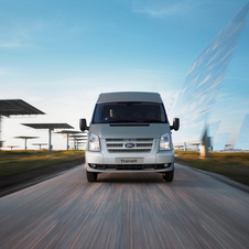 Ford Transit Combi FT 300 2.2 TDCi Long Trend