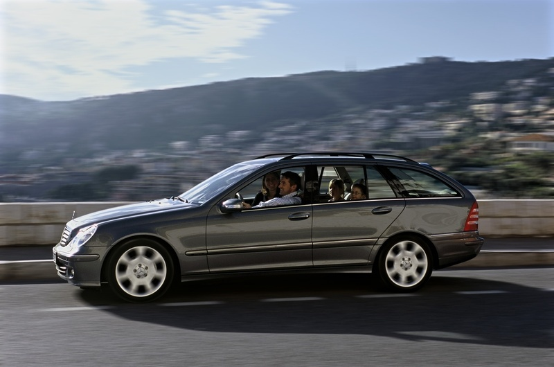 Mercedes-Benz C 240 4Matic Estate