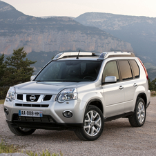 Three Nissan's will use the platform including the next generation X-Trail