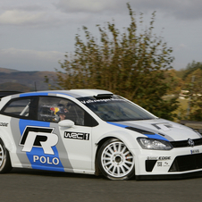 The Polo R WRC will begin racing next year