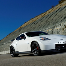 It already offers two street cars, like the 370Z Nismo
