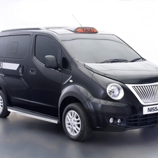 It is still based on the NV200 taxi
