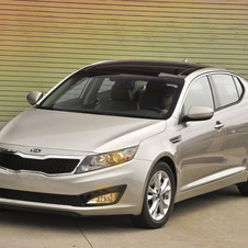 Kia Optima LX AT