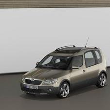 Skoda Roomster 1.9I TDI 105hp Scout