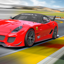 Ferrari 599XX Evolves Platform with More Power and Less Weight