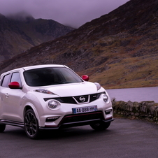 And the Juke Nismo, its latest creation
