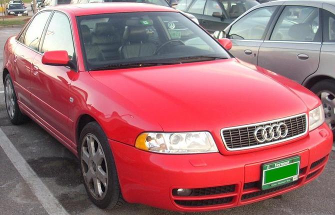 Audi A4 2.4 Multitronic